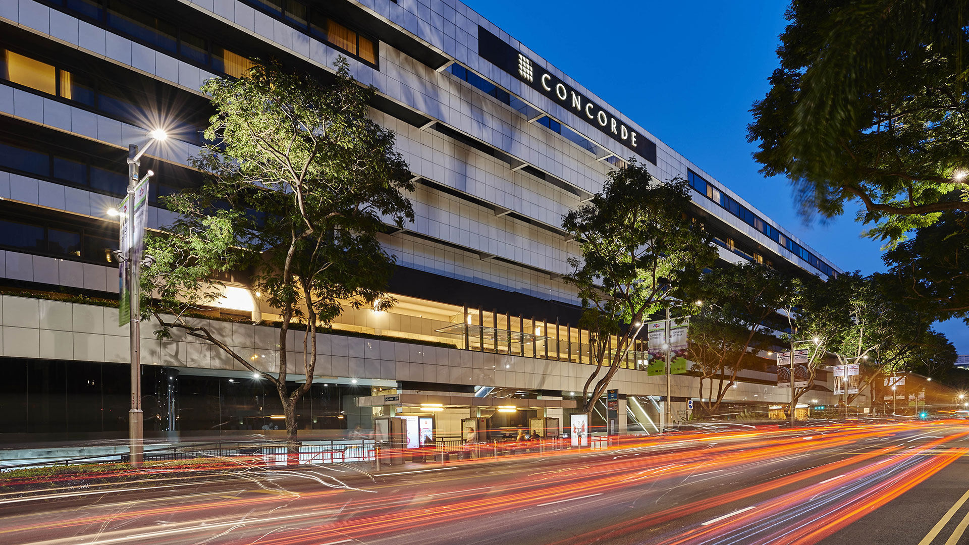 Concorde hotel singapore hotel in orchard official site