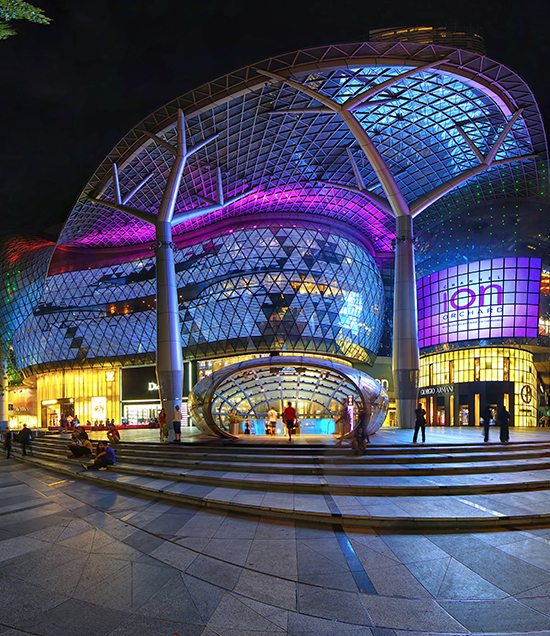 Forum The Shopping Mall 583 Orchard Road Past Ngee Ann City And On Same Side Of Is Situated Corner Cuscaden