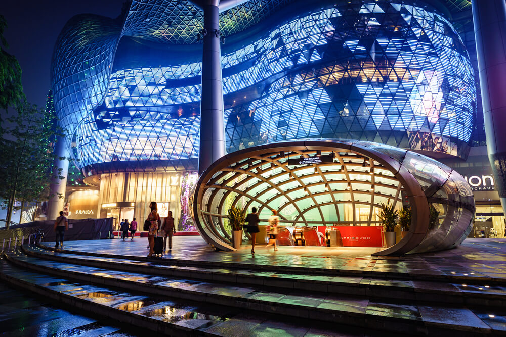 5 Reasons Why The Preferred Hotel Location In Singapore Is Orchard Road